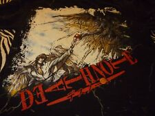 Deathnote Shirt ( Used Size M ) Good Condition!!!