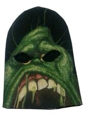 New Balaclava Ghostbuster Winter Wear Ski Face Mask Green Gothic Clothing Unique