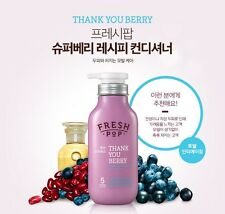 Amore Pacific Fresh Pop Thank You Super Berry Recipe Conditioner 500ml New