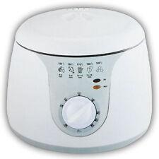 2L Litro Freidora Fry Cocina Aceite 1200W Antiadherente Tapa aceite de freír Chip Compacto