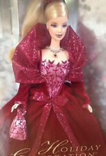 Holiday Celebration BARBIE Doll 2002 Special Limited Edition~~ NRFB~#56209