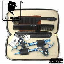"""Professional 6"""" Hair Cutting Thinning Scissors Shears Clipper Hairdressing Set"""