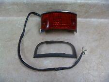 Honda 700 VT SHADOW VT700-C Used Rear Tail Light Unit 1986 #HB27