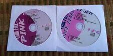 2 CDG SET TEEN POP KARAOKE HITS OF KATY PERRY & PINK CD+G $39.99)