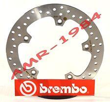 DISCO FRENO DELANTERO TRASERO BREMBO BMW C 600 SPORT C 650 GT 2012 68B407G0