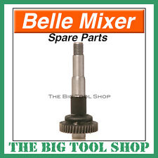 BELLE MIXER GEARBOX WORM WHEEL DRUM SHAFT MS09 NEW
