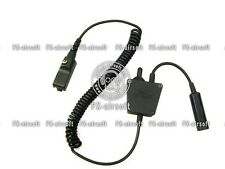TEA E-Switch PTT for Motorola Saber radio(Navy Seals,devgru,MBITR,AOR1,LBT,CRYE)