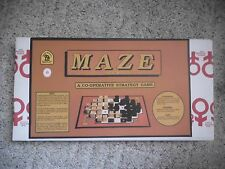 Maze - A Co-operative Strategy Game
