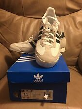 BRAND NEW Vintage Black And White Adidas Dragon Shoes Size 11 Awesome!