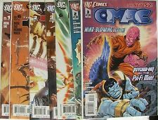 DC Comics Lot of 7 OMAC & OMAC Project Comics.