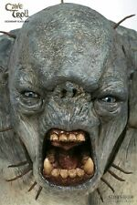 Sideshow - Lord Of The Rings - CAVE TROLL - LEGENDARY SCALE BUST - used