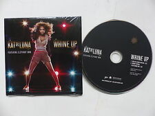 CD  single KAT DE LUNA Feat ELEPHANT MAN Whine up 886972122427