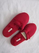 Soma Printed Scuff Slipper (Ruby Red)  Size Large (9/10)  NWT $19