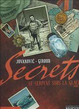 secrets: serpent sous la glace 1  en eo