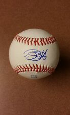 Bubba Starling in person autographed baseball on official league ball. See pics.