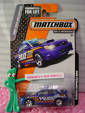 2015 Matchbox SUBARU IMPREZA WRX☆Blue;Orange/White/Silver☆2014 Collection☆HEROIC