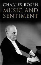 Music and Sentiment by Rosen, Charles