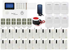 B59 IOS/Android APP GSM PSTN Wireless & Wired Home Security Alarm Burglar System