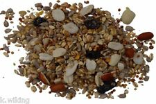 Terrassenmix 10Kg SCHALENLOS Winter feed Bird food Fat rich, Peanuts