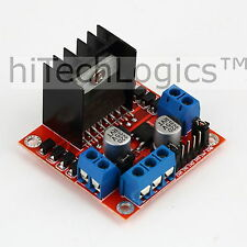 L298N  Dual H Bridge DC Stepper Motor Driver Controller Board Module for Arduino