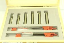 ú, BJ10B, 10mm insert type 6 pieces Quality BORING bar TOOLBIT SET 6-25mm boxed