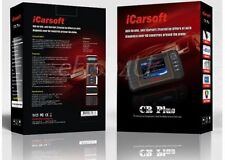 iCarsoft CR Plus Car Diagnostic Tool Professional OBD2 Universal Scanner