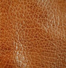 52 sf. 4.5 oz. Natural Shrunken Shoulder Leather Hide Skin b19aa