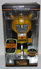 Transformers Bumblebee Metallic Vinyl Hikari LIMITED EDITION-2000 (FU4648)