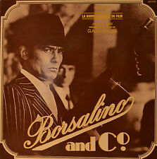 "OST - SOUNDTRACK - BORSALINO AND CO - CLAUDE BOLLING  12""  LP (M990)"