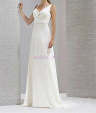 Formal Lady Prom Ballgown Evening Party Pageant Bridal Wedding Dresses as a Gift
