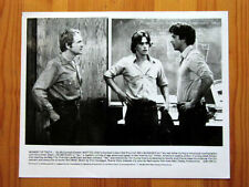 MATT DILLON BILL MCKINNEY JIM METZLER Original 1982 Press Photo Still TEX