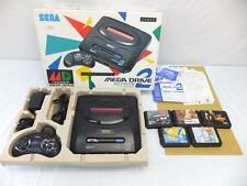 SEGA MEGA DRIVE 2 MD CONSOLE SYSTEM HAA-2502 BOXED + 5 Games Tested OK