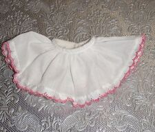 "Original Madame Alexander beautiful dress Slip for 8"" doll outfit Spring Easter"