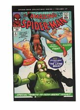 AMAZING SPIDER-MAN COLLECTIBLE SERIES VOLUME 17 REPRINTS ISSUE 8 LIVING BRAIN