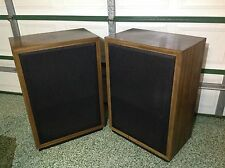 "TANNOY ARDEN SPEAKERS WITH 15"" DUAL CONCENTRIC DRIVERS"