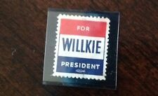Willkie For President Stamp