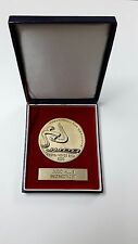 JUDO PLAQUE - INTERNATIONAL JUDO CITIES CUP - NOVI SAD 2000