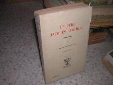 1935.le père Joseph Berthieu / Adrien Boudou.Ile de la Réunion Madagascar