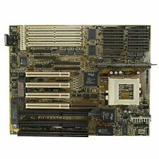 ASUS P55TP4XE AT-Motherboard, Socket 7, Intel FX66 Chipset, 512KB Cache - RS232