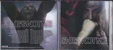 MADONNA - SHE IS NOT ME REMIX DOUBLE CD SINGLE PROMO