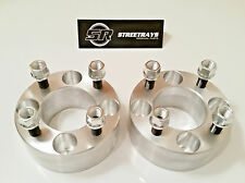 "StreetRays 2pc (2"") Thick 4x4 to 4x4 Wheel Spacers EZ Go Golf Carts Club Cars"