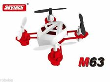 SKYTECH M63 Mini 4-Channel Radio Controlled Quadcopter Drone with USB Charger
