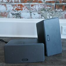 Two Sonos PLAY:3 Wireless Speakers (Stereo Pair)