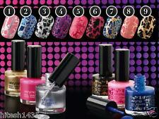 Oriflame Very Me Nail Graffiti - Blue & Fuchisa