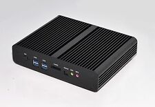 Mini PC KIT Industrial Fanless i7 4500U 3.0GHZ 16GB DDR3 256G SSD 1TB HDD WiFi