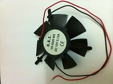 Fisher and Paykel Fridge Fan Motor FP883341 DC12V Inside The Freezer 0547