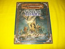 THE SUNLESS CITADEL DUNGEONS & DRAGONS 3.0 3.5 - 1