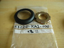 NOS HONDA XR 200 XL 200 1981-84 CR80 87-91 THREAD STEERING 53220-KA2-000 EVO