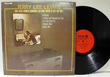 Rare Country LP - Jerry Lee Lewis - She Still Comes Around - Smash # SRS-67112
