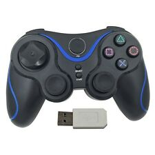 Nygacn 2.4G USB Wireless Shock Gaming Controller Joypad For PS3 PC Platform